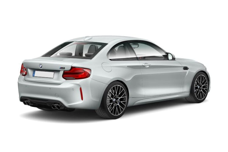 BMW 2 Series 218 Coupe 2.0 d 150PS M Sport 2Dr Auto [Start Stop] back view