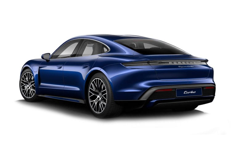 Porsche Taycan Saloon RWD Elec 79.2kWh 240KW 326PS  4Dr Auto back view
