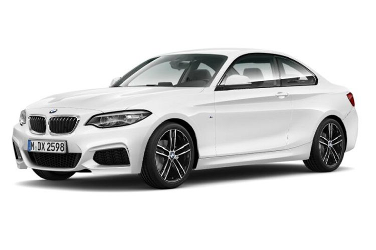 BMW 2 Series 218 Coupe 2.0 d 150PS M Sport 2Dr Auto [Start Stop] front view