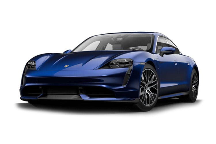 Porsche Taycan Saloon RWD Elec 79.2kWh 240KW 326PS  4Dr Auto front view
