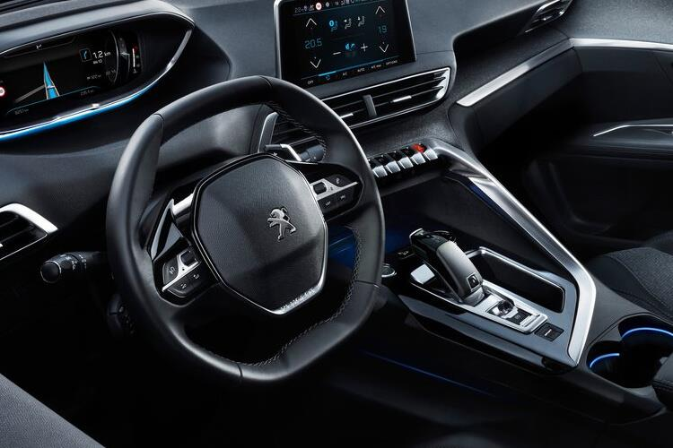 Peugeot 3008 SUV 1.5 BlueHDi 130PS Allure Premium 5Dr EAT8 [Start Stop] inside view