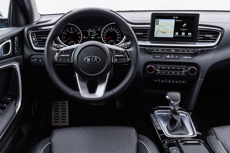 Kia Ceed Hatch 5Dr 1.6 CRDi MHEV 134PS 3 5Dr Manual [Start Stop] inside view