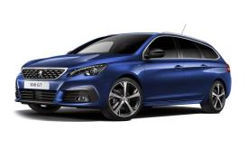 Peugeot 308 Estate car leasing