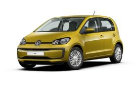 Volkswagen up! Hatchback car leasing